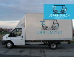 UBR UMZUG Zürich - Umzug Fahrzeug